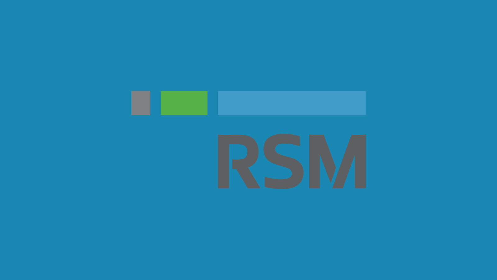 RSM finacial services